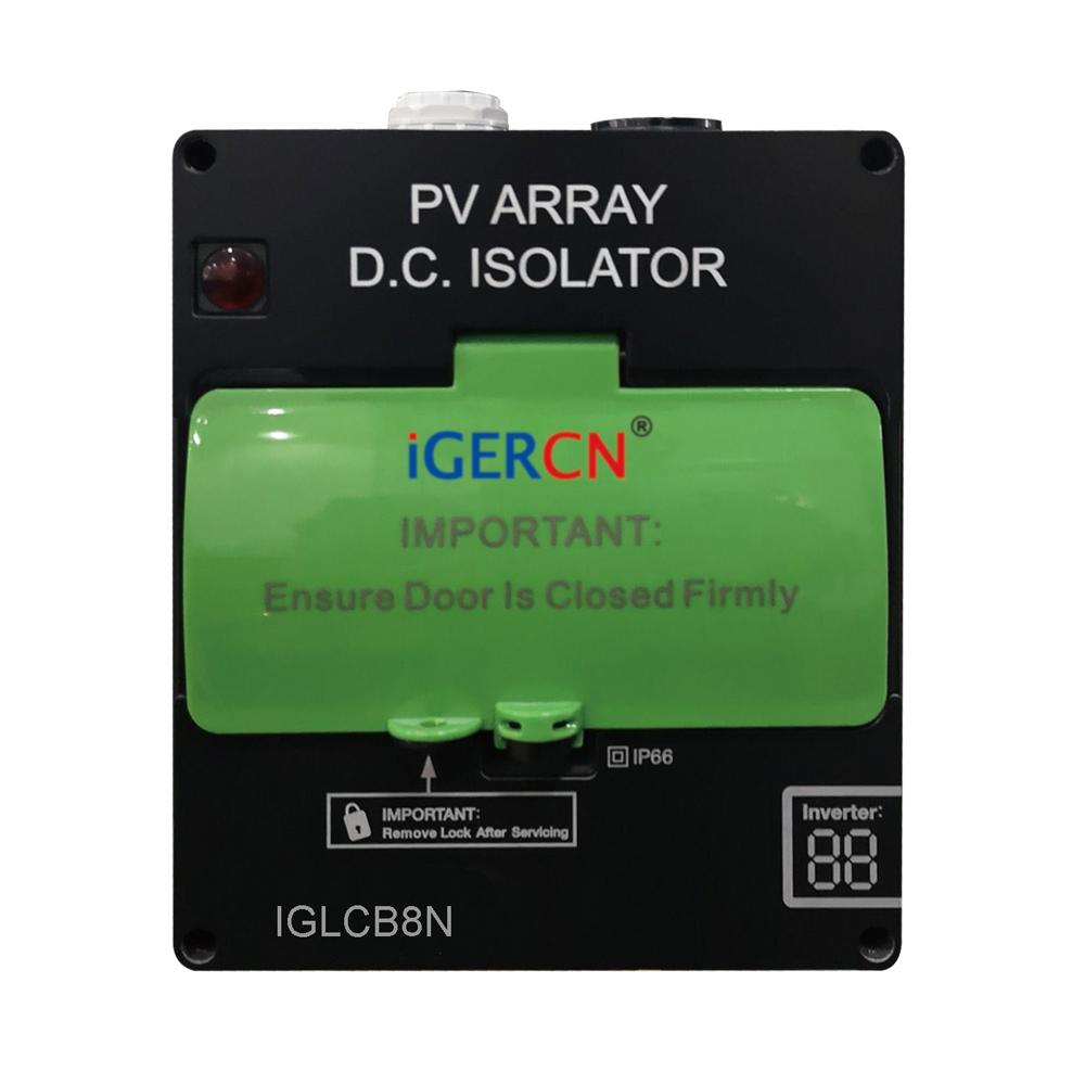 IGLCB8N(1Gang Switch 2Gang Socket 13A-250V~)